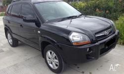 2010 Hyundai Tucson, Automatic with 6 months