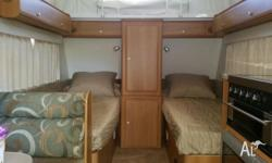 2010 Jayco Starcraft Pop Top Caravan as new done less