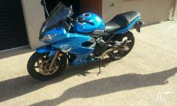 For sale my 2010 Ninja 650rl. LAMS approved. New front