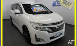 Nissan ELGRAND Highway Star 7 Seater look at this