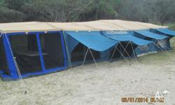 FOR SALE 2010 OFFROAD CAMPER TRAILER HOME MADE FULLY