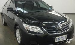 2010 Toyota Camry ACV40R 09 Upgra Altise Ink 5 Speed