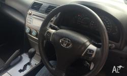 This camry altise has just been traded and comes with