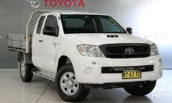 2010 Toyota Hilux SR Xtra Cab 4X4 Turbo Diesel � Manual
