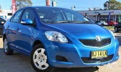 2010 Model Toyota Yaris YRS 1.5ltr Automatic Sedan +