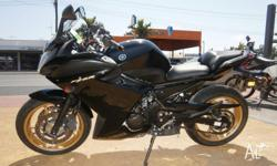 2010 YAMAHA FZ6 LAMS APPROVED EXCELLENT CONDITION VERY