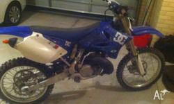 I have a yz250 2010 model which I have owned from new,