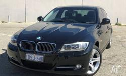Exellent condition in & out! Luxurious 323i E90