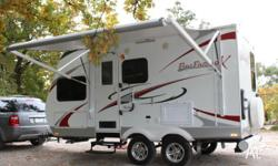 This 2011 Cell �The Coast� caravan was purchased new in