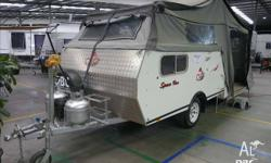 The perfect camper for little weekend trips or a big