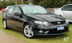 JUST ARRIVED! 2011 FORD FALCON XR6 SEDAN with 6 SPEED