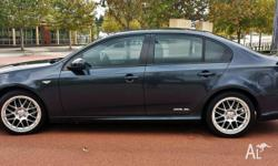 2011 FG FORD FALCON XR6 in excellent condition. Icy