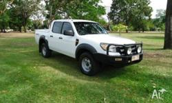 2011 Ford Ranger XL Dual Cab Priced to sell turbo