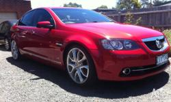As New (Ex GMH Executive Car) - 2011 Holden V Series II