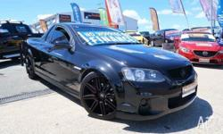 ** 2011 HOLDEN SV6 ** ~ 6 SP MANUAL ~ AFTER MARKET