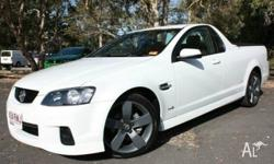 This 2012 Holden VE SV6 Thunder Ute includes features