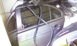 2011 Lancer doors, guards, bonnet, boot and bumpers