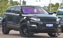 This 2011 Range Rover Evoque is refined, comfortable