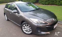 2011 Mazda3 Hatch sp25 - AUTO - SUNROOF - LEATHER -