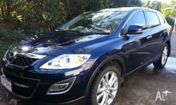 Mazda CX-9 Luxury Model 1 Lady Owner - New Condition