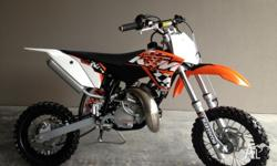 2011 KTM 50sx only done 7hrs was bought new Jan 2013 is