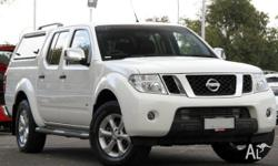 Best value Navara STX, V6 turbo diesel 4x4, dual cab