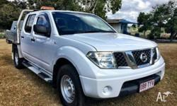Nissan D40 4x4 Dual Cab turbo diesel AUTO with Alloy