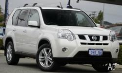 2011 Nissan X-Trail T31 Series IV ST-L White 1 Speed