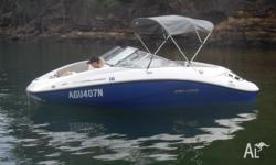 One of the best looking and most fun boats on the