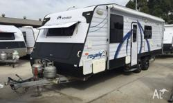 2012 Windsor Royale RC721S 40th Anniversary Caravan