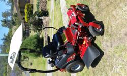 FOR SALE 2012 Ferris zero turn ride on mower, Only 48.5
