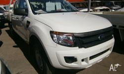 2012 Ford Ranger Dual Cab. 2.2 Litre Turbo Diesel &