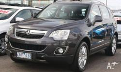 Only 77,275 kms!! A great family car and with 5 seats