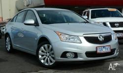 Immaculate 2012 CdX Cruze Sedan Features Include Full