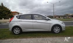 Hyundai RB Accent Hatch 1.6P Active, Automatic. It has