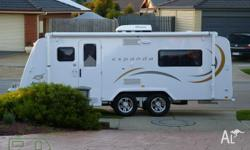 2012 Jayco Expanda 17.56-1 Sleeps 6 Lots of extras -