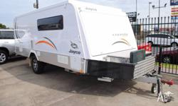 Incredible Example, 2/2012 Jayco Expanda Outback Off