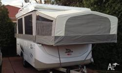 2012 Jayco Swan with many extras. Great condition.