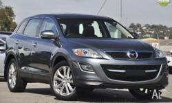 2012 CX9 GT WITH FULL LEATHER AND SUNROOF! MAZDA in