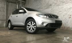 TOP OF THE RANGE MURANO!! THE BEST PRICED 2012 MURANO