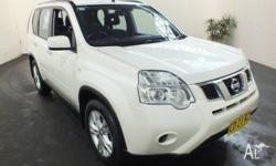 2012 Nissan X-Trail T31 MY11 ST (4x4) White 6 Speed CVT