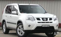 Whats not to like about this Nissan Xtrail ST-L in a