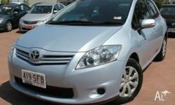 This 2012 Toyota Corolla Ascent Hatch includes features