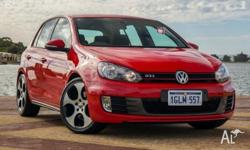 ***SPORTY, STYLISH, FUN*** The GTi Golf has always been