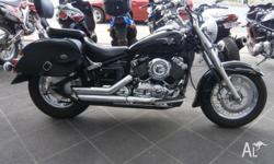 2012 YAMAHA XVS 650 CLASSIC EXCELLENT CONDITION K-DRIVE