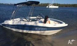 Selling boat due to family commitments Fully serviced