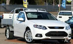 2013 Ford Falcon FG MkII XR6 Super Cab Grey 6 Speed