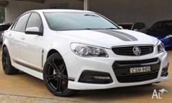 MY2014 Model Holden VF SV6 Sedan Auto + Custom