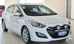 Hyundai i30 in immaculate condition, own owner from new