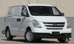 S.H.A. THIS HYUNDAI ILOAD IN AN AUTOMATIC AND DIESEL IS